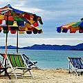 Summer I N Thailand by Ben Yassa