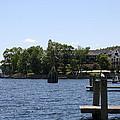 Summer Impression Lake Winnipesaukee by Christiane Schulze Art And Photography