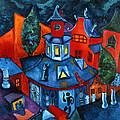 Summer In The City by Sabina Nedelcheva-Williams