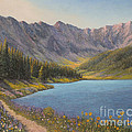 Summer In The Rockies by Irene Leach