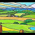 Summer In The Shenandoah Valley by Jim Harris