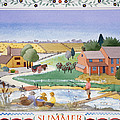 Summer by Julia Rowntree