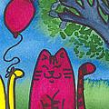 Summer Kittens by Christine Callahan
