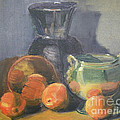 Summer Oranges by Lilibeth Andre