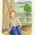 Summer Reading by Elaine Allen