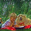 Summer Reading by Jane Schnetlage