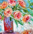 Summer Roses by Karen Tarlton