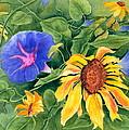 Summer Tango by Rhonda Leonard