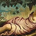 Summer by Tintoretto