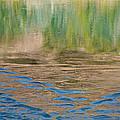 Summer Water Reflection by Britt Runyon