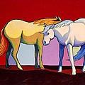 Summer Winds - Mustangs by Joe  Triano
