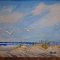'summer's End' by Carol  Lynn Bronte