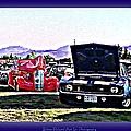 Summertime Class Car Show by Bobbee Rickard
