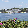 Summertime In Maine by George DeLisle