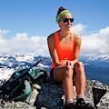 Summit Break by Christopher Kimmel