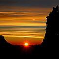 Summit Sunrise by Kawika Singson