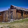 Summitville - Colorado Ghost Town by Ellen Heaverlo