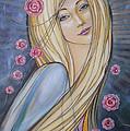 Sun And Roses 081008 by Selena Boron