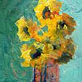 Sun And Shadow by Nancy Merkle