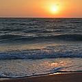 Sun Glistening On The Water by Patricia Twardzik