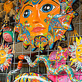 Wimberley Texas Sun Goddess And Her Court by JG Thompson