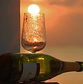 Sun In Glass by Leticia Latocki