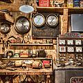 Sun Motor Tester by Debra and Dave Vanderlaan