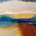 Sun Mountain For Jennifer B by Karen Lindeman