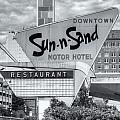Sun-n-sand Motor Hotel II by Clarence Holmes
