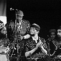 Sun Ra Arkestra With John Gilmore by Lee  Santa