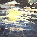 Rays Of Light by Caroline Street