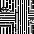 Sun Re-rising Maze by Yonatan Frimer Maze Artist