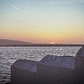 Sun Setting Over Wales by Spikey Mouse Photography