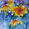 Sun Splashes by Anne Duke