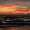 Sun Streak Sky by Nicki La Rosa