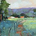 Sun Struck Farm by Joyce Hicks