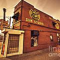 Sun Studios Memphis  by Rob Hawkins