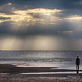 Sun Through The Clouds 2 by Leah Palmer