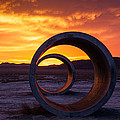 Sun Tunnels by Peter Irwindale