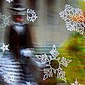 Sunbaked Snowflake by Rosie McCobb
