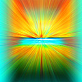 Sunburst by Clare VanderVeen