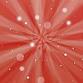Sunburst Snow Red by Steve Ball