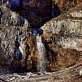 Sundance Aspen Waterfall by Douglas Barnard