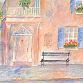 Sunday Morning In Charleston by Ben Kiger