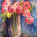 Sunday Painting by Sherry Harradence
