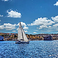 Sunday Sail by Richard Stephen