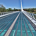 Sundial Bridge by Ron Roberts
