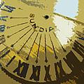 Sundial by Lovina Wright