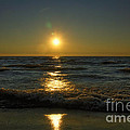 Sundown Gazing by Thomas Woolworth
