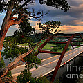 Sundown On Pennybacker 360 by Randy Smith